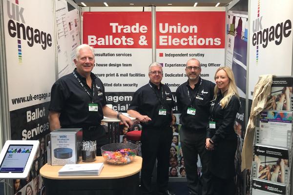 UK Engage TUC Congress Team